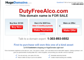 dutyfreealco.com
