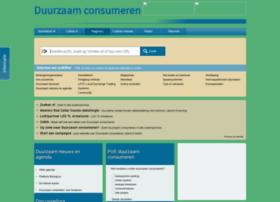 duurzaam-consumeren.startkabel.nl