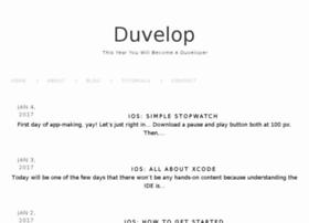 duvelop.com