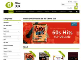 dux-verlag.de