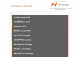 dvd-recorder-reviews.info