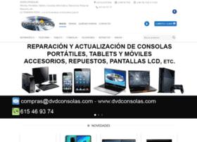 dvdconsolas.com
