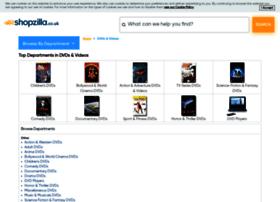 dvds-videos.shopzilla.co.uk