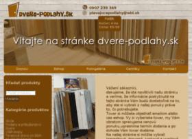 dvere-podlahy.sk