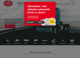 dvorak-trucks.cz