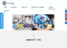 dvswebinfotech.com