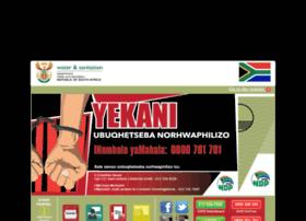 dwa.gov.za