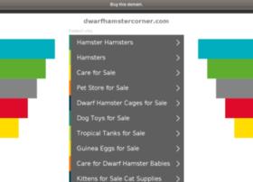 dwarfhamstercorner.com