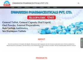 dwarkeshpharma.co.in