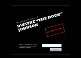 Dwaynetherockjohnson.net