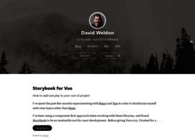 dweldon.silvrback.com