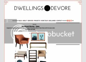 dwellingsbydevore.com