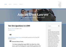 dwi.austindefense.com