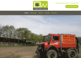 dwtreeservices.co.uk