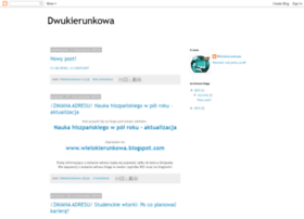 dwukierunkowa.blogspot.co.at