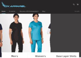 dxapparel.com