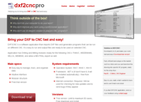 dxf2cncpro.com