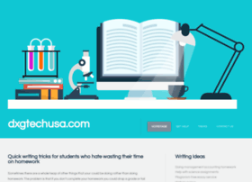 dxgtechusa.com
