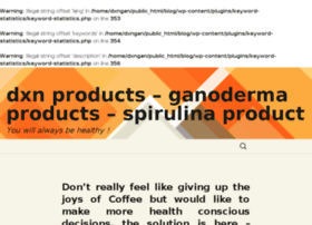 dxn-ganoderma-products.com