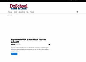 dxschool.org