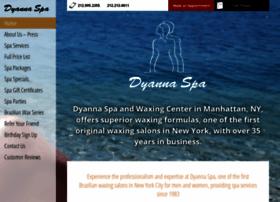 dyannaspa.com