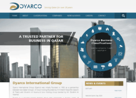 dyarcointernational.com
