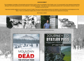 dyatlov-pass-incident.com