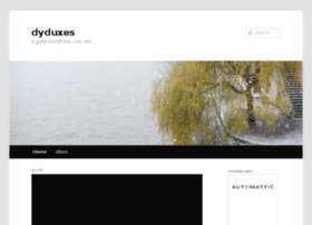 dyduxes.wordpress.com