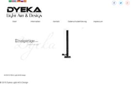 dyeka.com