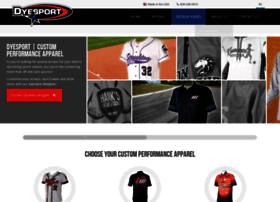 dyesport.com