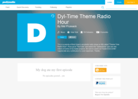 dylanshrine.podomatic.com