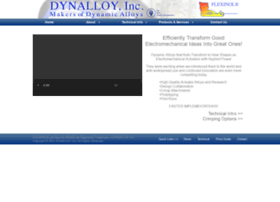 dynalloy.com