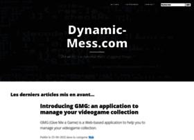 dynamic-mess.com