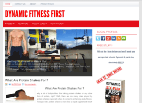 dynamicfitnessfirst.com