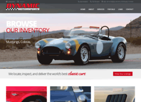 dynamicmotorsports.com