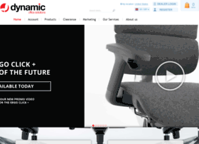 dynamicofficeseating.co.uk