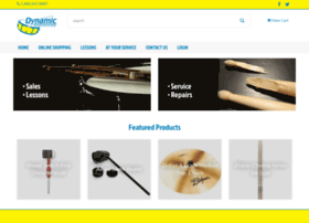 dynamicpercussion.com