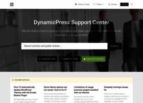 dynamicpress.ticksy.com