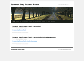 dynamicstepprocesspanelswp.quanticalabs.com