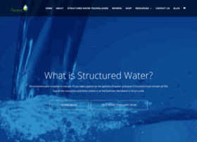 dynamicstructuredwater.com