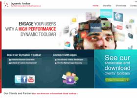 dynamictoolbar.com