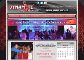 dynamiteparty.com