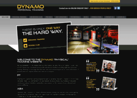 dynamoboxing.co.uk