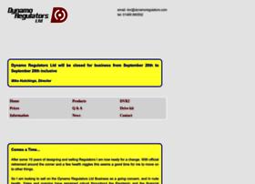 dynamoregulators.com
