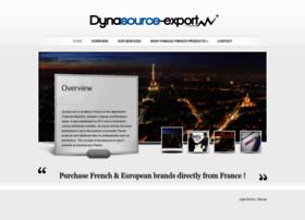 dynasource-export.com