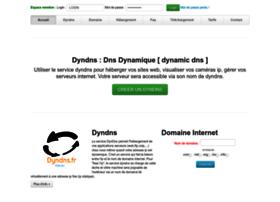 dyndns.fr