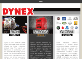 dynex-batteries.in
