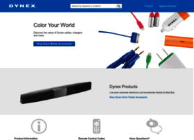 dynexproducts.com