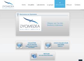 dyomedea.mesresultats.fr