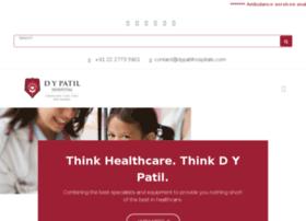 dypatilhospital.com
